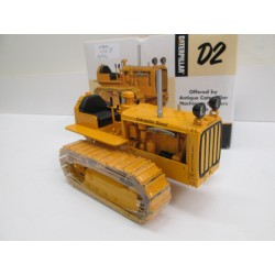 CAT D 2 2033 NTTC NIB