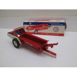LONG LEVER SPREADER,WHITE FENDERS NIB